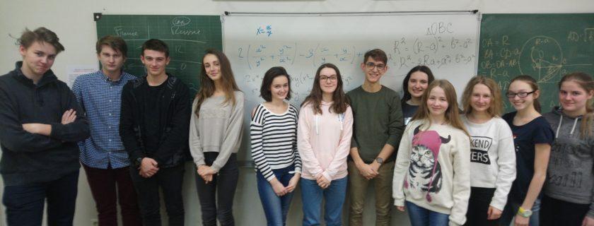Bataille mathématique Franco-Russe