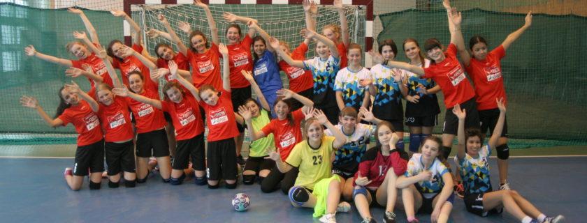 Des nouvelles de nos handballeuses