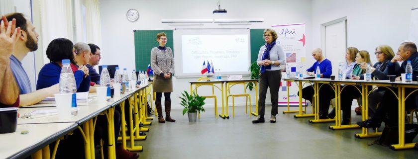 Le prolongement de la semaine des lycées français du monde