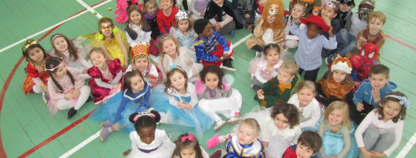 Carnaval à l'IDF