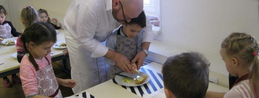 Master classe cuisine