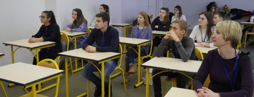 Echange avec le lycée Nikine de Voronej