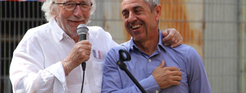 Une rencontre avec deux légendes du foot au LFM