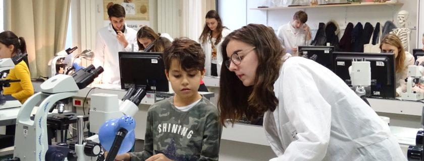 Semaine des Lycées français du monde: J1: La science