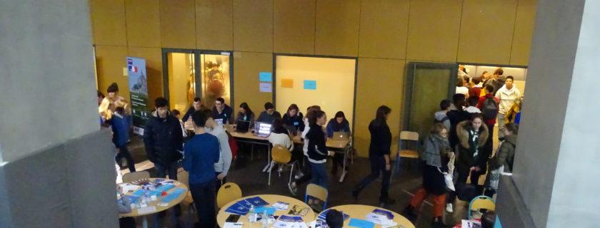 Semaine des lycées français du Monde: J6: Forum des métiers