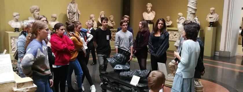 2nde SIR au Musée des Beaux-Arts Pouchkine