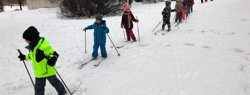 Le ski de fond des CPC