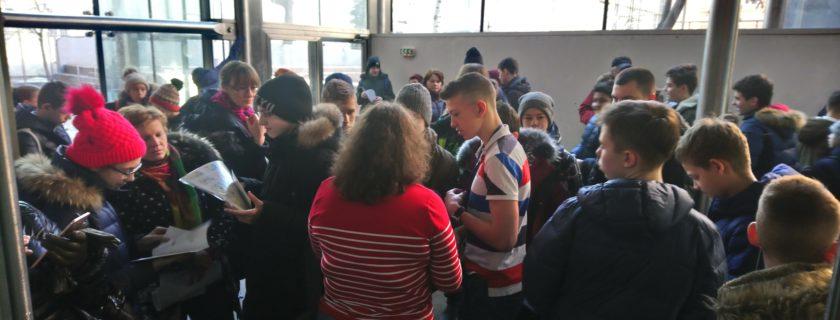 Olympiades de Mathématiques de Moscou au Lycée Alexandre Dumas