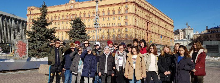 Topographie de Terreur : Loubianka et ses alentours