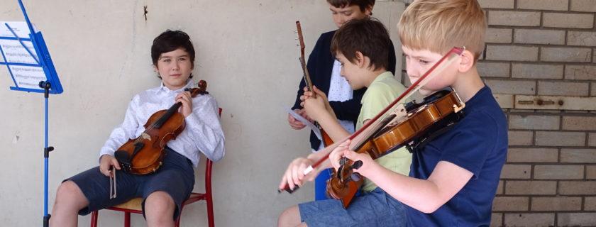Fête de la musique à IDF