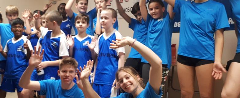 Rencontre de Basketball pour les 6èmes et les 5èmes