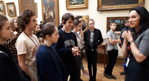 Galerie Trétiakov 4ème SIR
