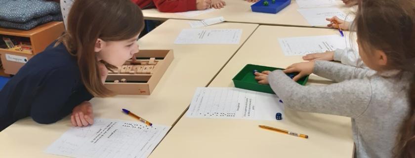 Jeux mathématiques interclasses