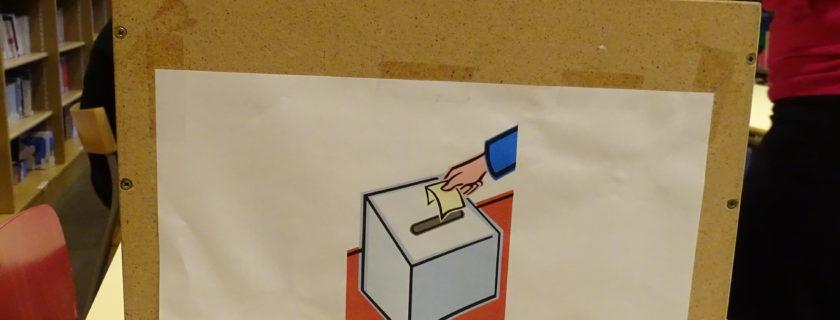 Les élections au CVCL