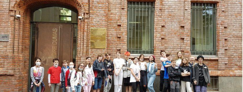 Le lycée français de Moscou et son histoire